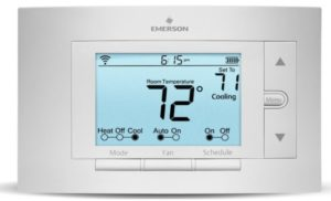 Sensi wi-fi thermostat emerson