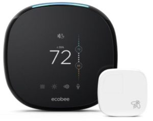 ecobee4 with room sensor