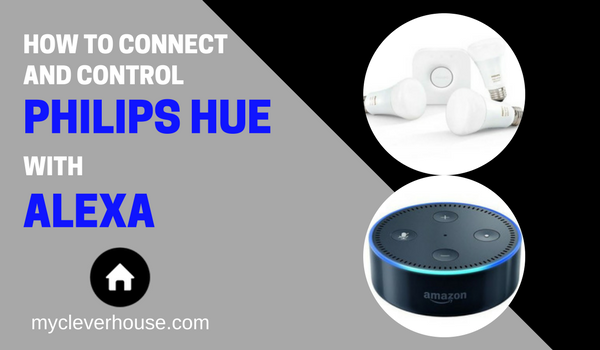 Connect Hue to Alexa 2017