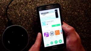Google Play Alexa App
